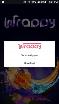 WallpaperWrappy SR apk screenshot