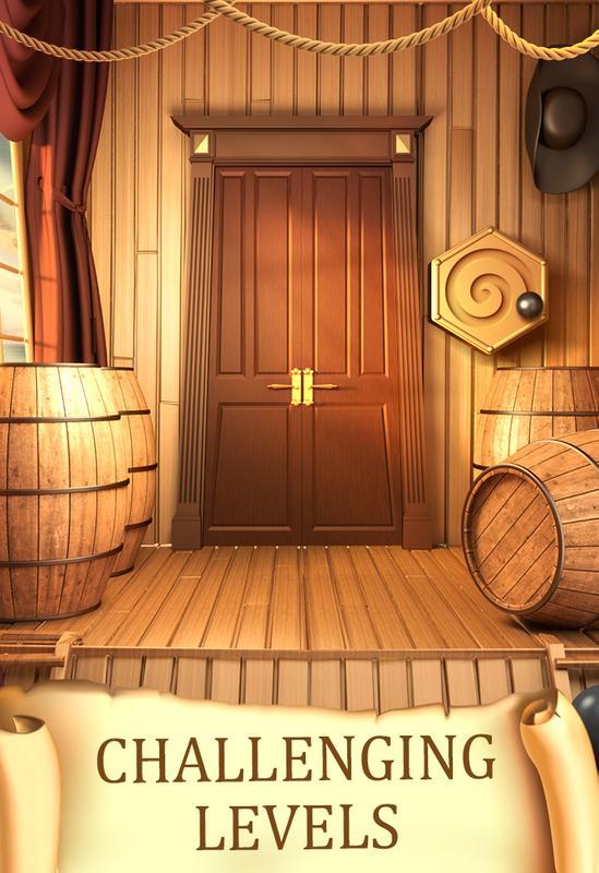 100 Doors Hidden Objects Apk Download Gratis Teka Teki