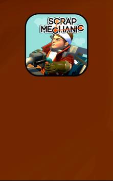 Scrap Simulator Mechanic Tips poster