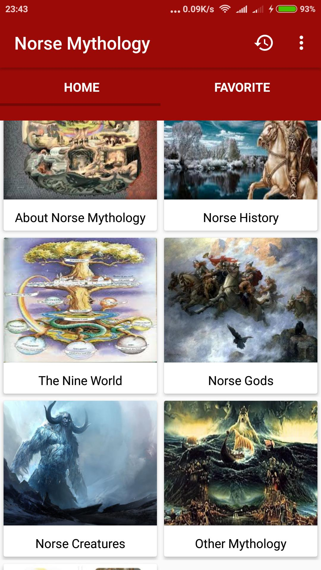 Norse Mythology for Android - APK Download