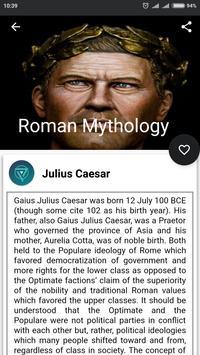 Roman Mythology screenshot 2