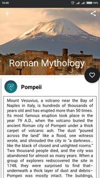 Roman Mythology screenshot 3