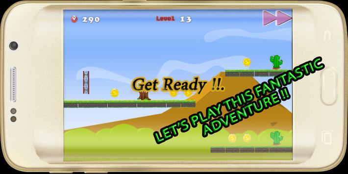 Hopping Ichiga Blach adventure screenshot 1