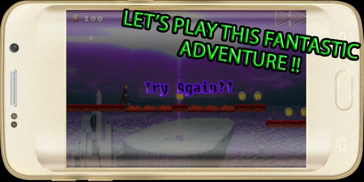 Hopping Ichiga Blach adventure screenshot 2