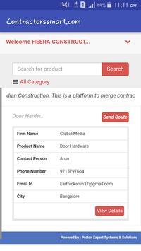Contractorssmart.com screenshot 4