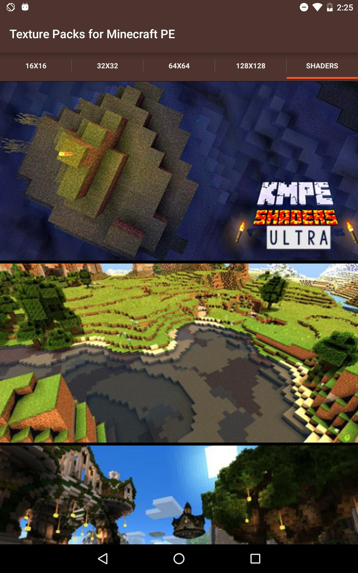 Texture Pack for Minecraft PE for Android - APK Download