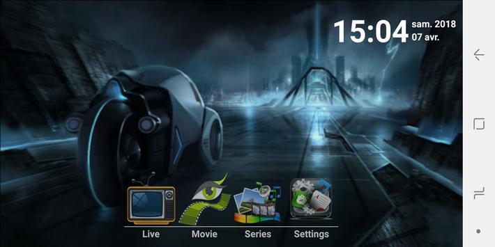 Proton Iptv Pro2 screenshot 1