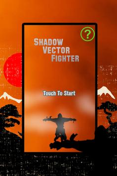 Shadow Vector Fighter poster