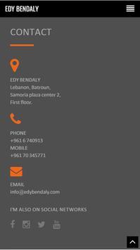 Edy Bendaly - ادي بندلي apk screenshot