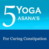 5 Yoga Poses for Constipation icon