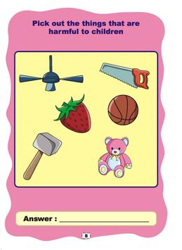 Activity Book 5 apk screenshot