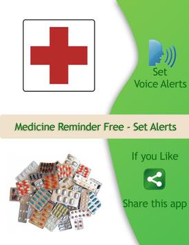 Medicine Reminder Free apk screenshot
