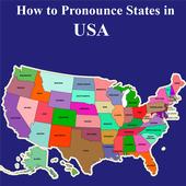 Pronounce States in USA Audio icon
