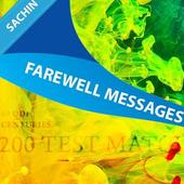 Sachin Farewell Messages icon