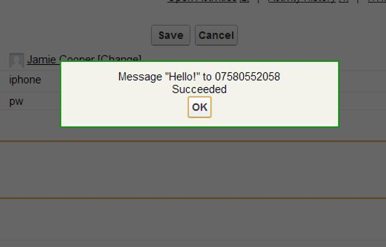 PhoneTools for Salesforce apk screenshot