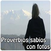Proverbios sabios con fotos icon