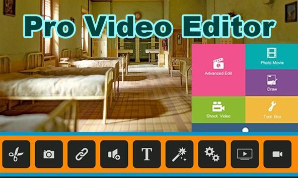 Pro Video Editor Free Download 2018 screenshot 1