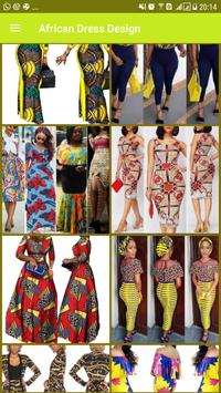 New African Dress Design apk screenshot