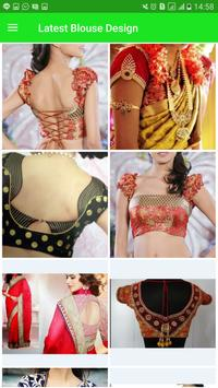 Latest Blouse Designs 2018 poster