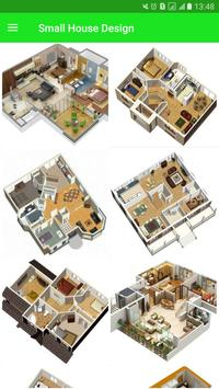 3D Simple House Designs poster
