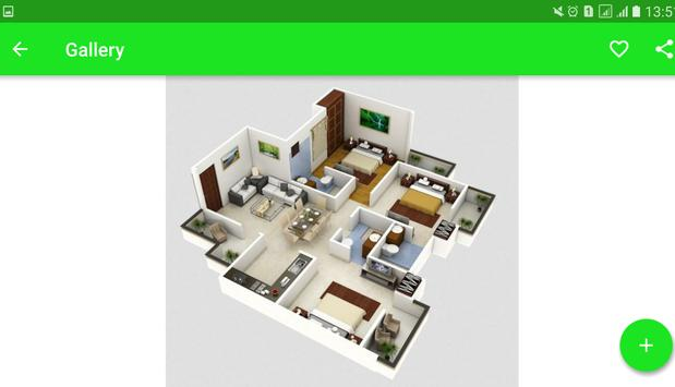 3D Simple House Designs screenshot 6