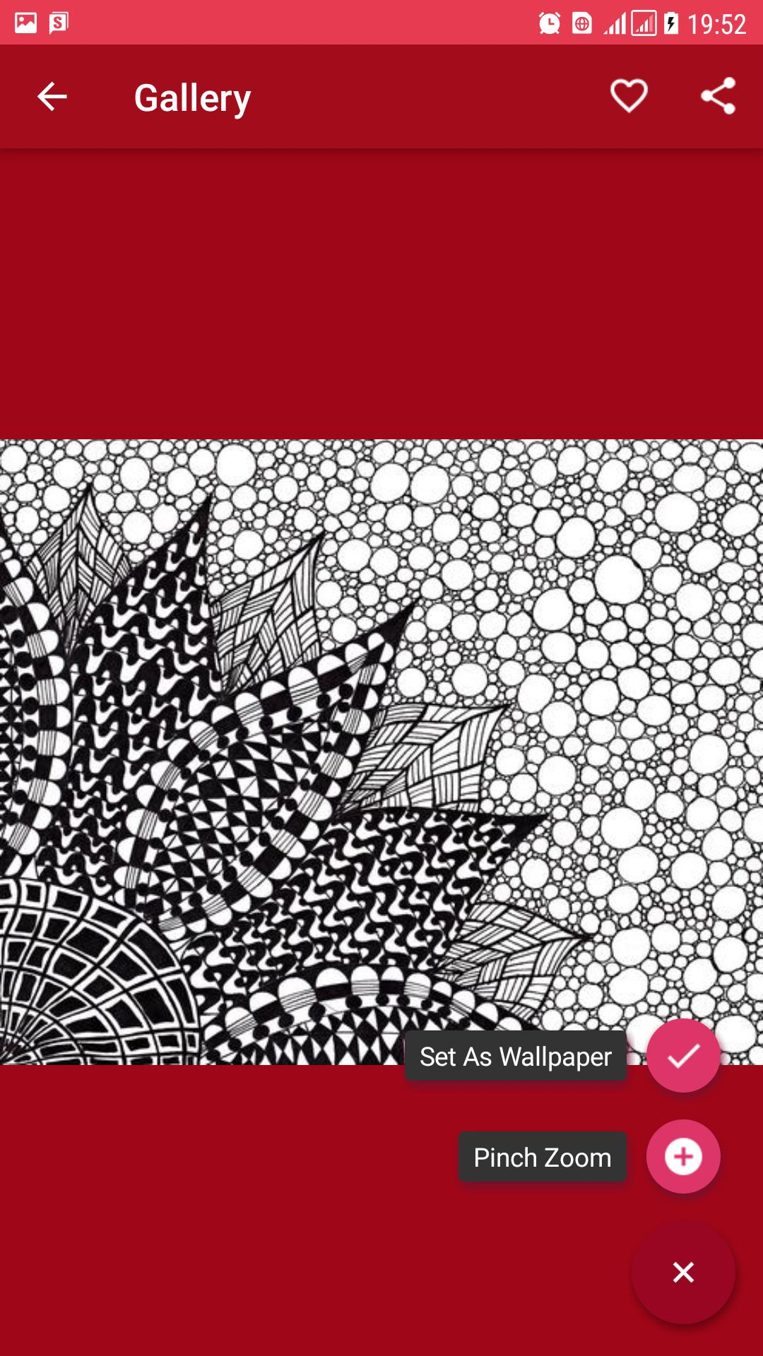 Zentangle Art Patterns for Android - APK Download