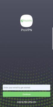 ProVPN poster