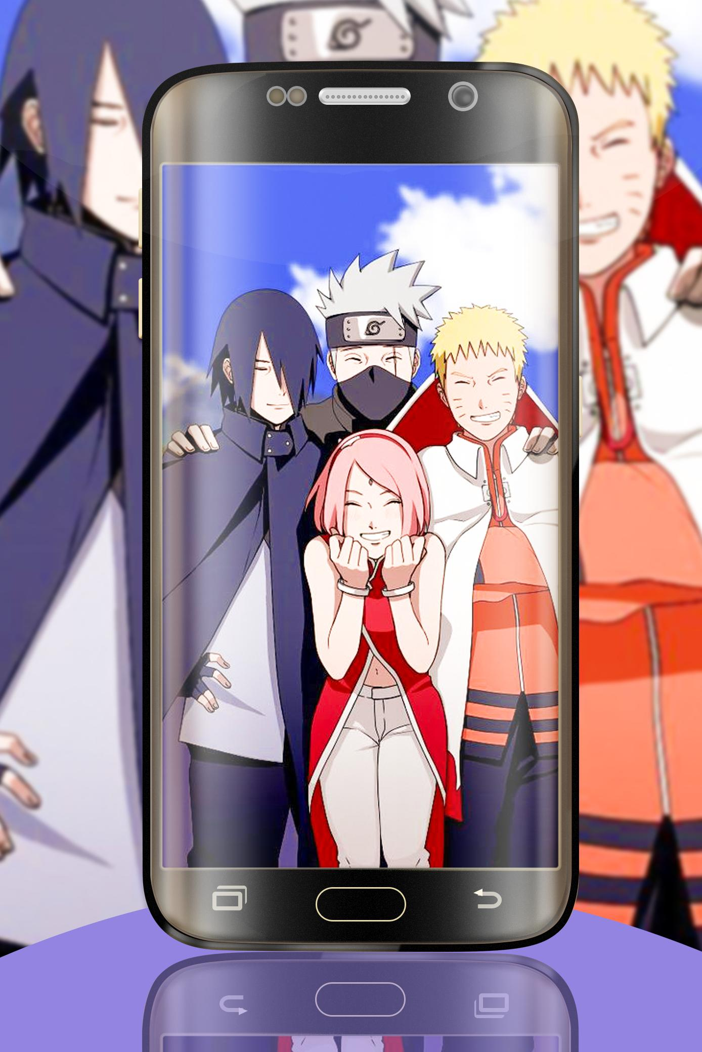 Best Art Naruto Wallpapers poster