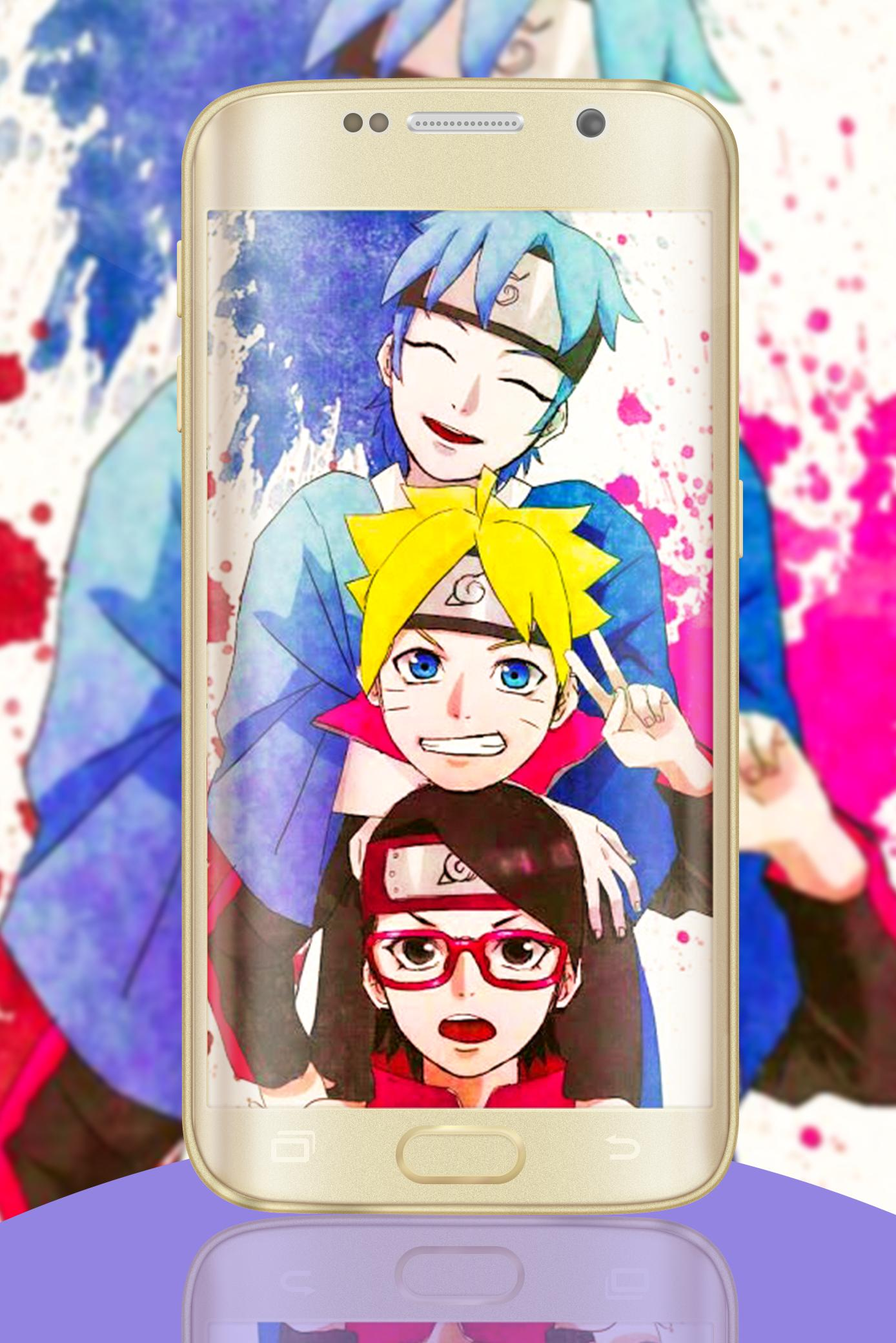Next Boruto Hd Wallpapers For Android Apk Download