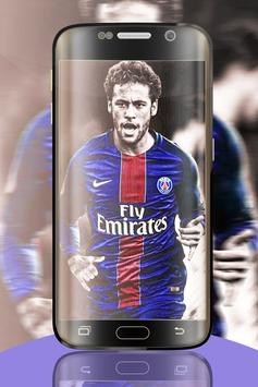 Neymar Jr HD Wallpaper PSG Screenshot 1