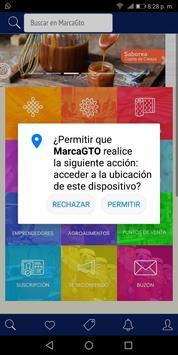 Marca Guanajuato poster