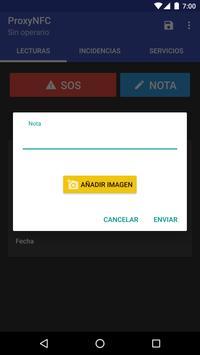 ProxyNFC for ProxyCloud apk screenshot