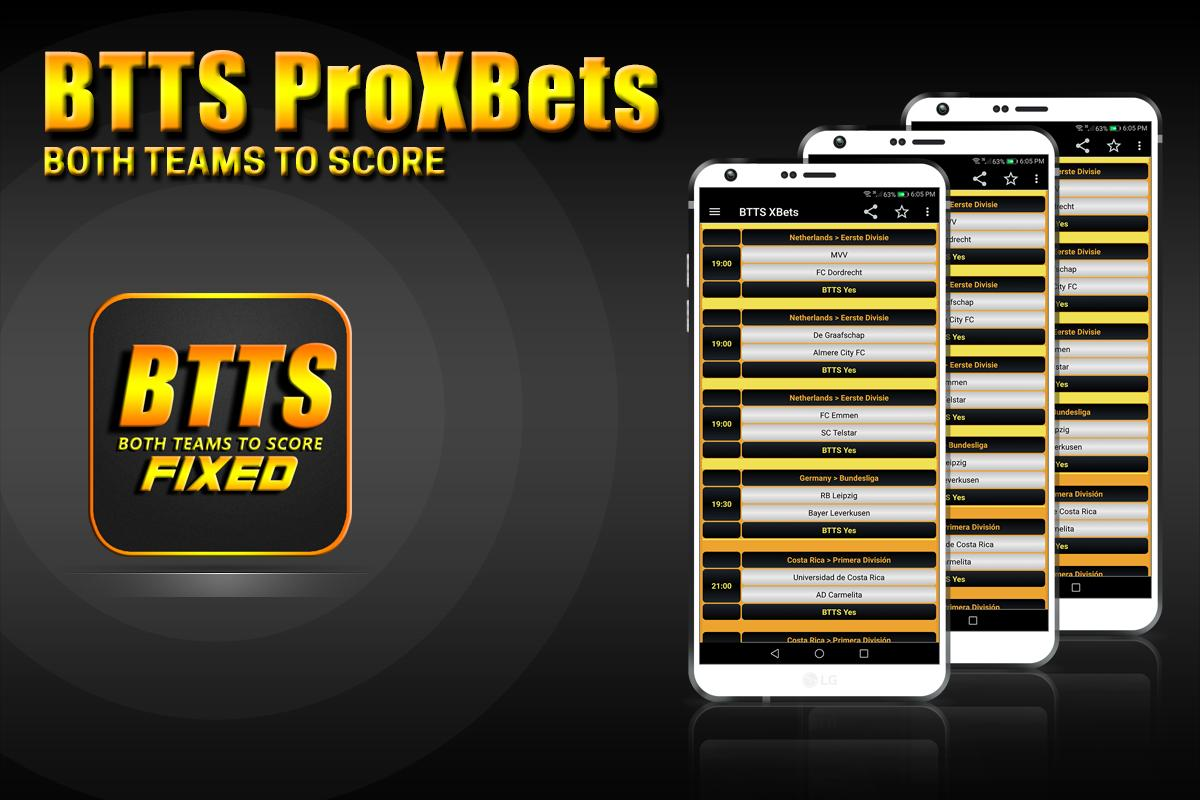betting both teams to score tips for getting