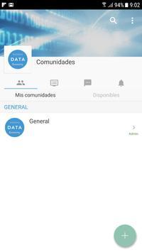 Data Economy Teamwork apk screenshot