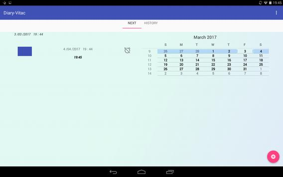 Diary-Vita apk screenshot