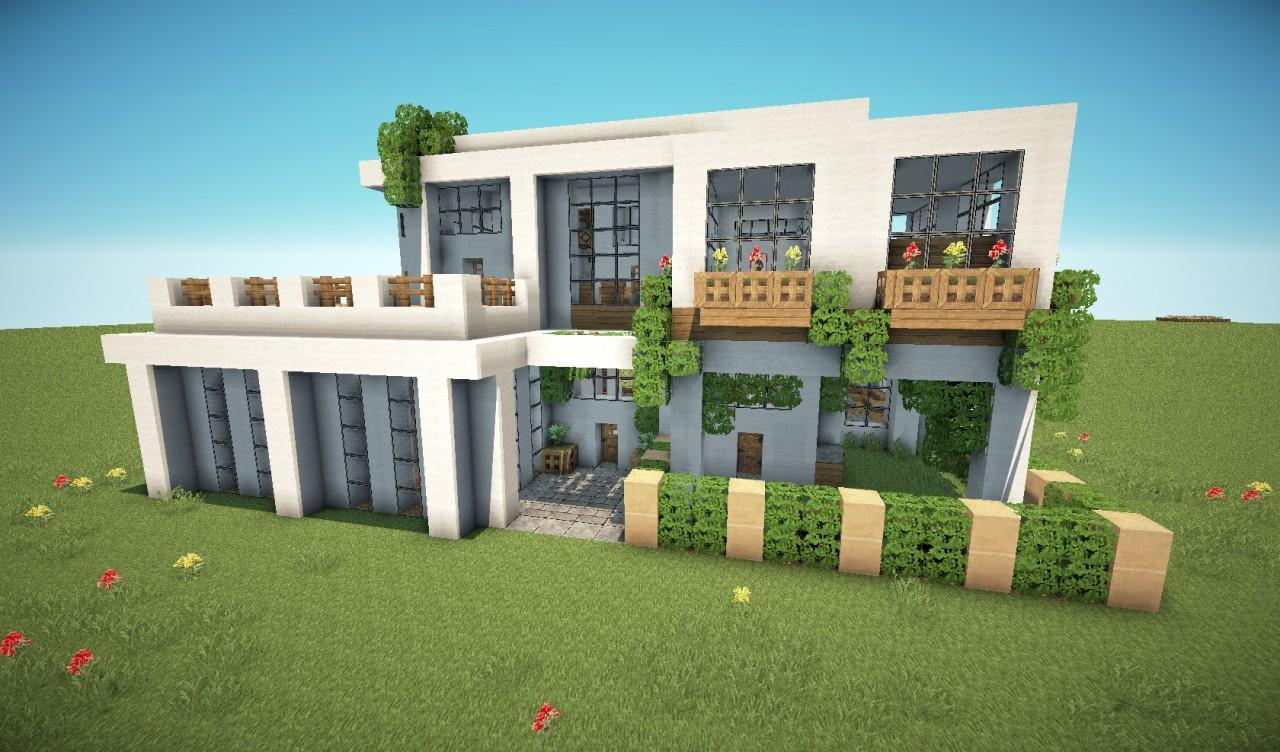 . Modern House Ideas MCPE MODS for Android   APK Download