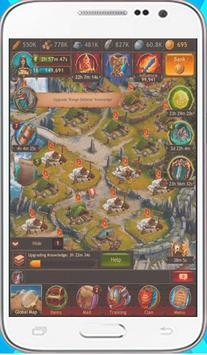 Tips Vikings War Of Clans poster