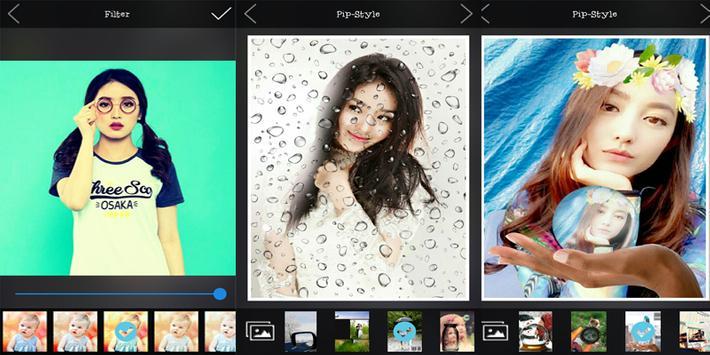 Camera B.pro612 Editor apk screenshot