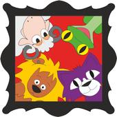 Kids' Animal Games icon