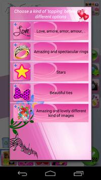 Love and fun photo montages apk screenshot