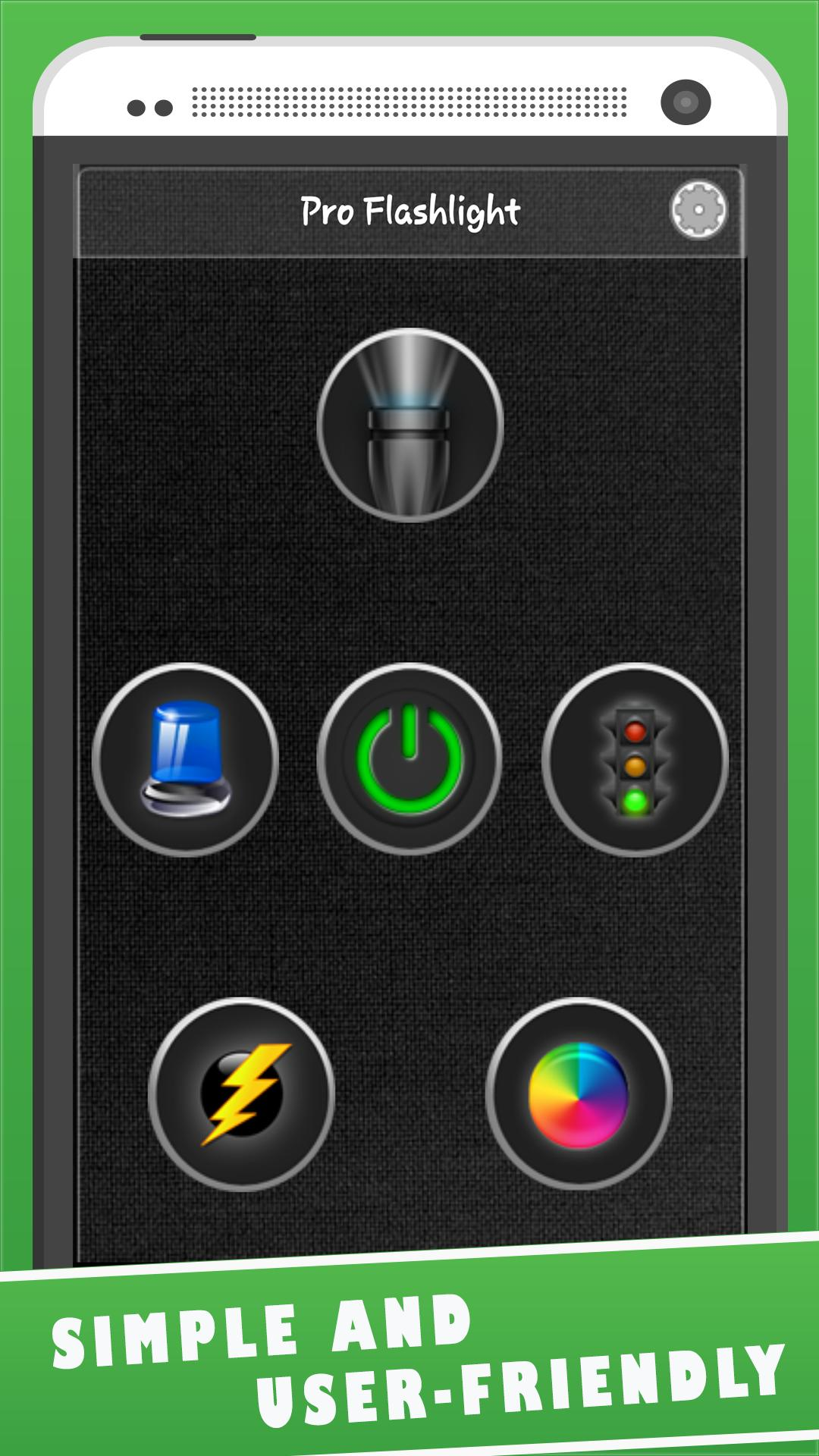 Pro Flashlight - Led Torch for Android - APK Download