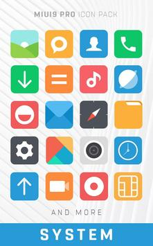 MIUI Icon Pack PRO poster