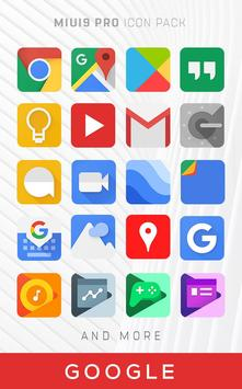 MIUI Icon Pack PRO screenshot 1