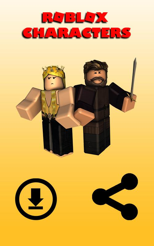Roblox Character For Android Apk Download