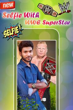 Selfie with WWE Superstars : WWE Photo Editor 2018 poster