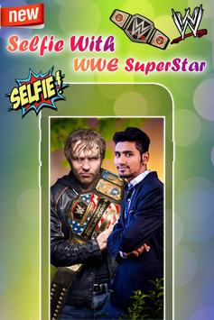 Selfie with WWE Superstars : WWE Photo Editor 2018 screenshot 1