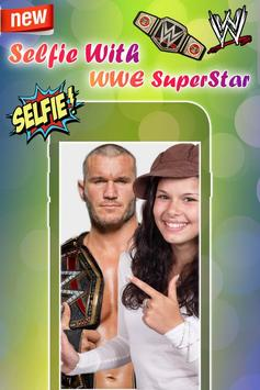 Selfie with WWE Superstars : WWE Photo Editor 2018 screenshot 2
