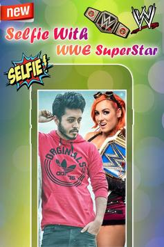 Selfie with WWE Superstars : WWE Photo Editor 2018 screenshot 4
