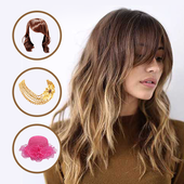 Hair Styler App icon