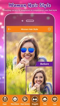 Hair Styler App screenshot 4